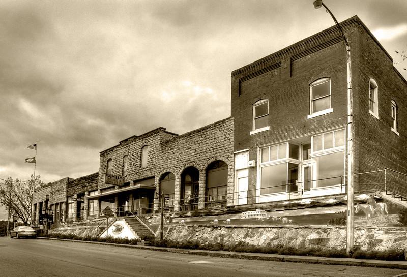 Calico Rock, Arkansas