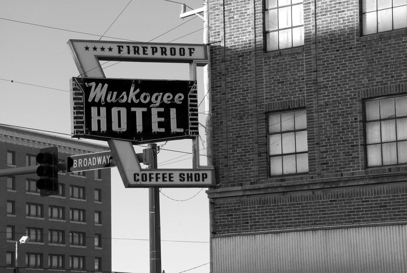 <I>Okie from Muskogee</I>