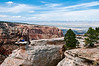 Love on the Rocks<br /> Cold Shivers Point,<br /> Colorado National Monument
