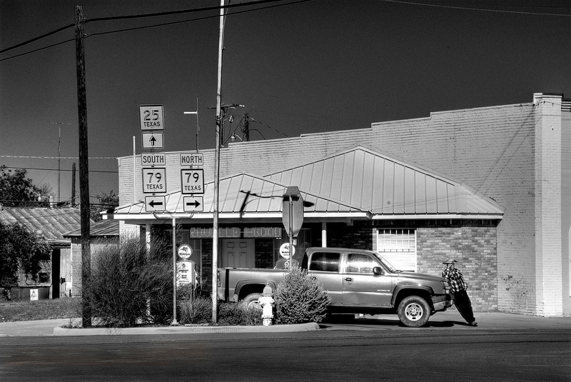 Archer City, Texas Also known as <I>Anarene</I> in the 1971 film <I>The Last Picture Show</I> directed by Peter Bogdanovich.