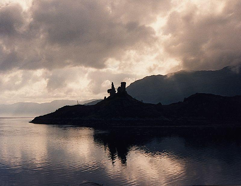 Castle Maol <br> Isle of Skye