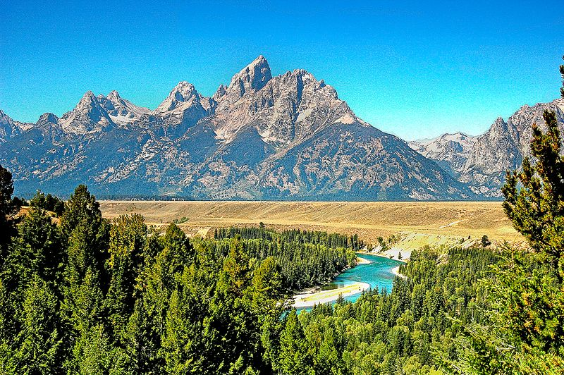 Grand Tetons & Snake River