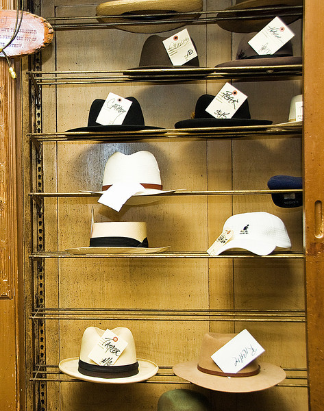 Hats and Two Caps
