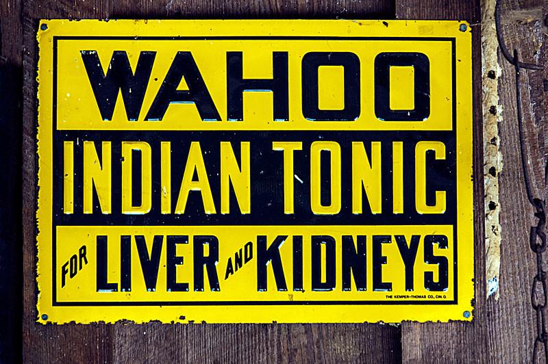 Wahoo Tonic