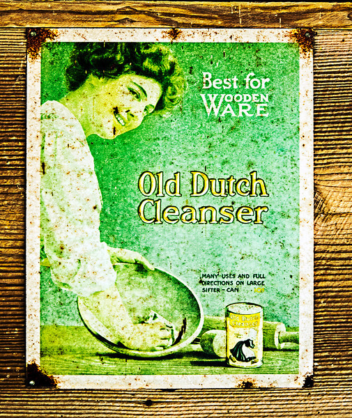 Old Dutch Cleanser
