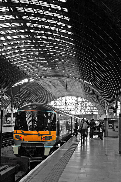 Paddington Station<br /> First Place, SVCC<br /> January 2007