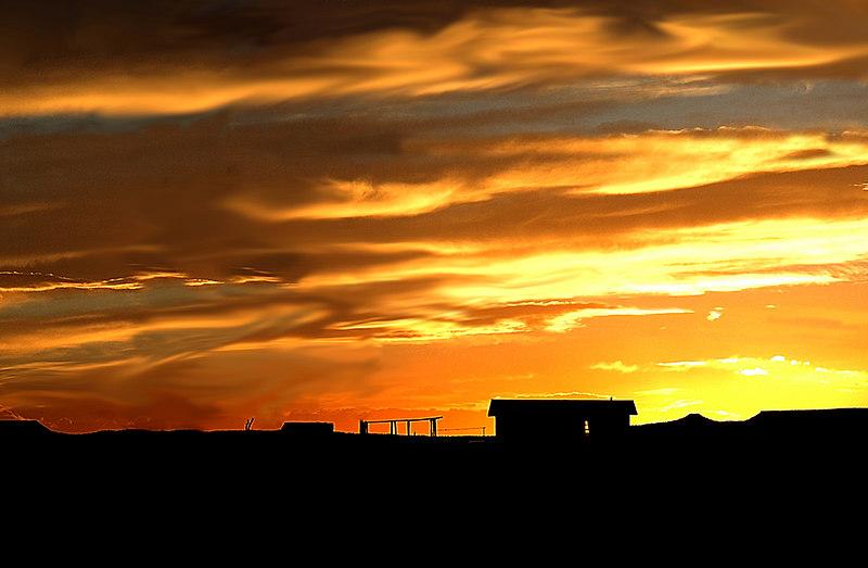 Prairie Sunset #2