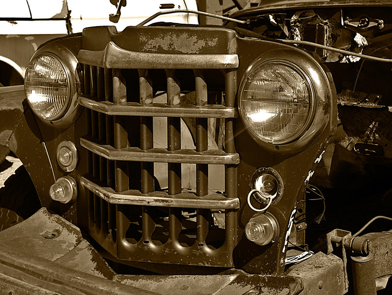 Scenes from a Junk Yard 1