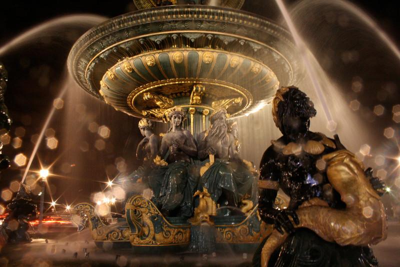 """""""La Fontaine""""<br /> Place de la Concorde"""