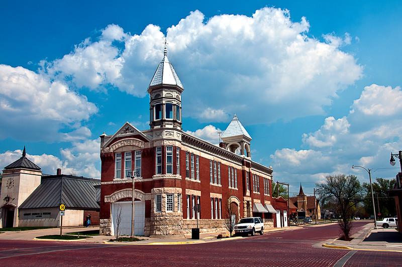 Old Kingman Fire Station
