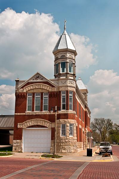 Old Kingman Firehouse