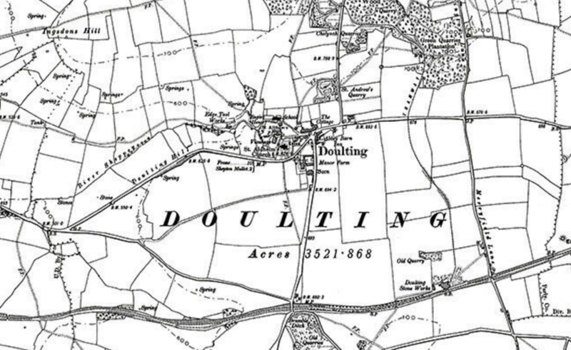 Ordnance Survey 1904 closer