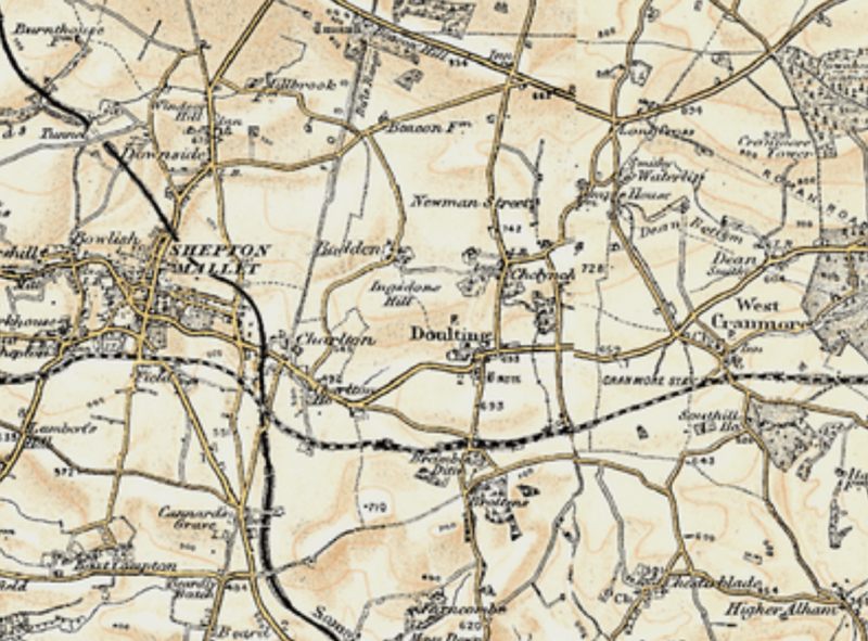 Ordnance Survey 1899