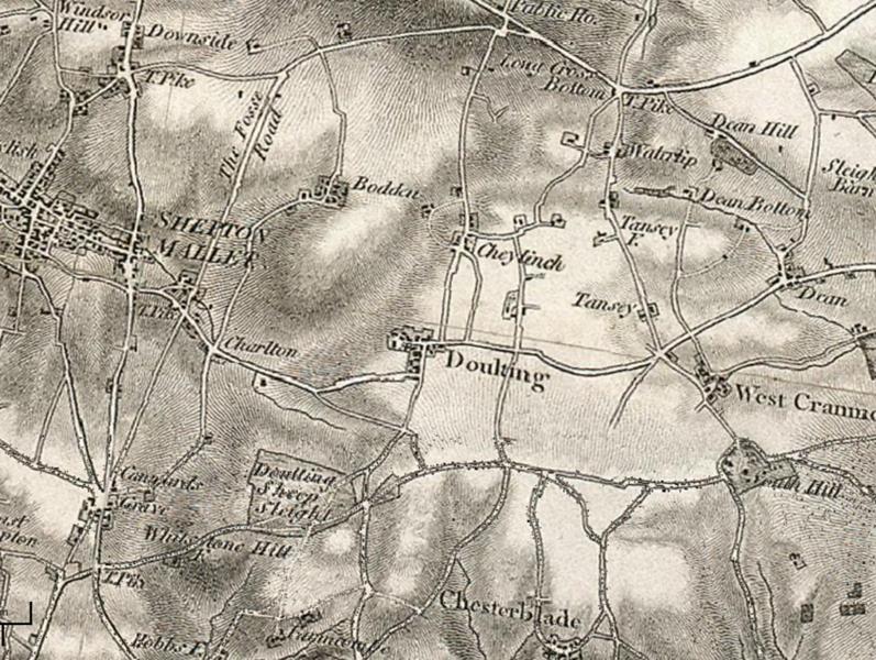 Ordnance Survey 1817