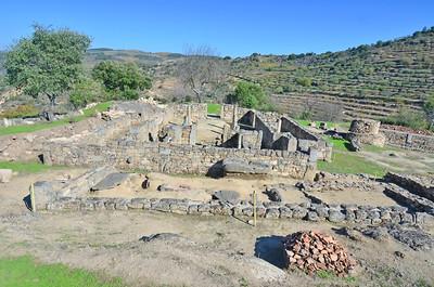 Roman Settlement of Prazo