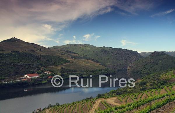 Douro River Valley
