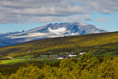 Dovrefjell / Dovre Mountains