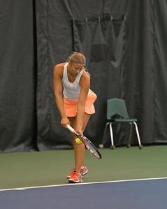 Alexandra MUELLER (USA) vs  Jainy SCHEEPENS (NED) (Sunday)