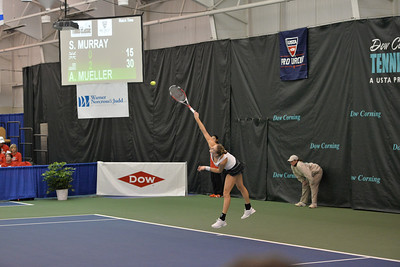 Samantha MURRAY (GBR) [2] v Alexandra MUELLER (USA) (Tuesday)