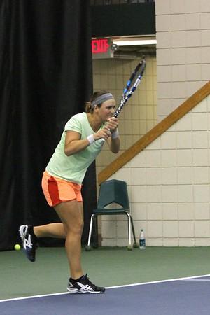 Chiara SCHOLL (USA) vs Nicole VAIDISOVA  (CZE) (Sunday)