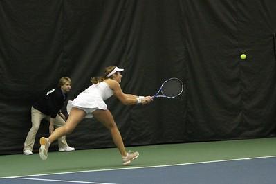 Nicole MELICHAR (USA) vs Alexandra MUELLER  (USA) (Sunday)