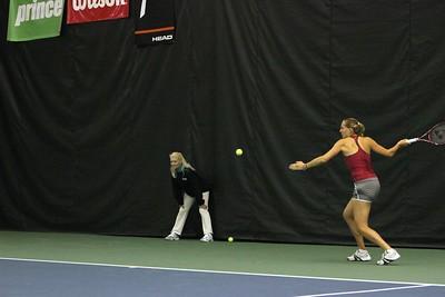 Petra  RAMPRE  (SLO) [1]  vs  Nicole  VAIDISOVA  (CZE)  (Monday)