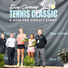 Singles Championship Awards Ceremony