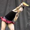 Michaela GORDON (USA) v Isabelle BOULAIS (CAN)