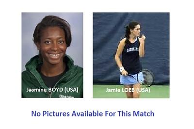 Jasmine BOYD (USA) vs Jamie LOEB (USA) [8]  | Sunday - 2016