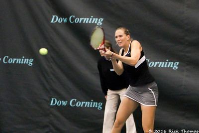 Nicole VAIDISOVA (CZE) [1] v Lauren ALBANESE (USA) | Tuesday-2016