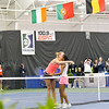 Championship Ceremony for Naomi BROADY (GBR) and Robin ANDERSON (USA)