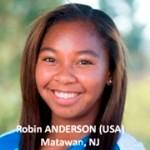 Robin ANDERSON(USA) | 2017