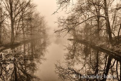 River in the Sky