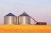 Grain Storage On The Farm