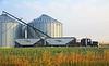 Field To Grain Silo