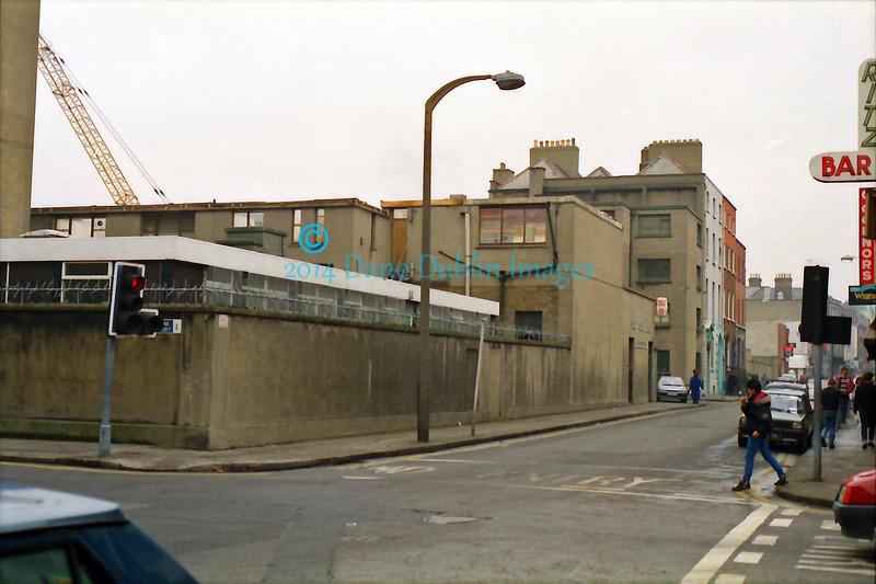 Demolition of Jervis Street Hospital -  4
