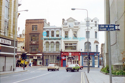 Dame Street from South Great George's Street - 2
