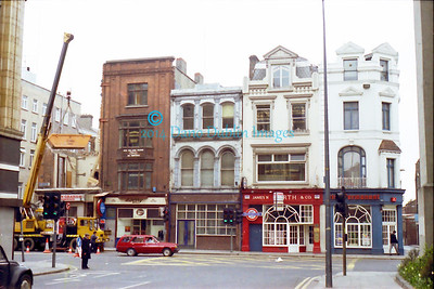 Dame Street from South Great George's Street - Image 1