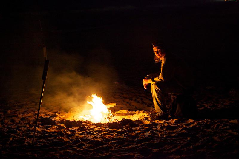 Night Fishing, Lavallette