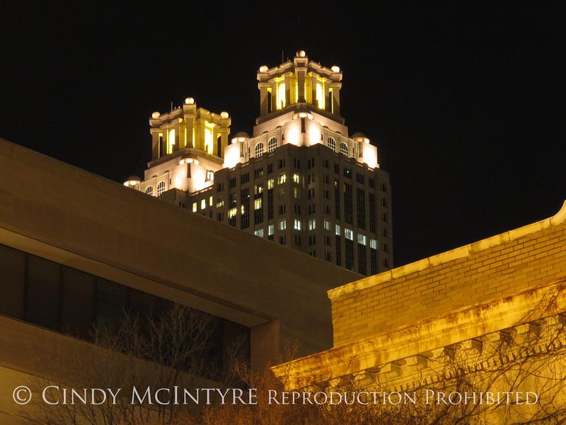 191 Peachtree Building, Atlanta nite (2)