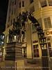 Chick-Fil-A Scholarship sculpture, Atlanta (2)