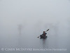Canoeing in fog, Banks Lake NWR, GA (19)