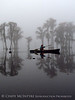 Canoeing in fog, Banks Lake NWR, GA (18)
