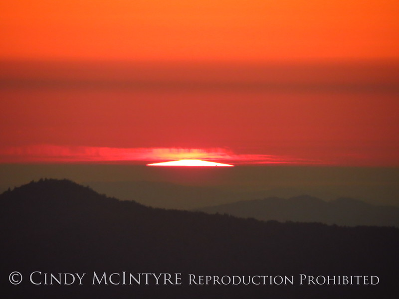 Brasstown Bald, GA October Sunrise024