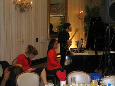 JLB at a fundraiser, March 6, 2005