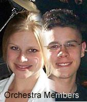 The Orhestra Members