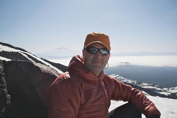 Mt St Helens - 2009