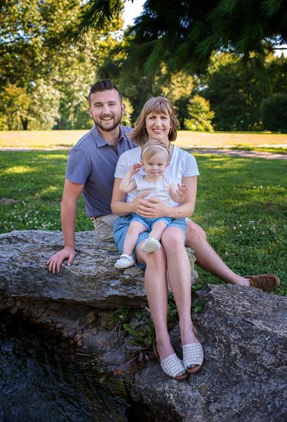 Speckhard Family 2017