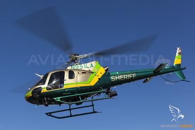 LA County Sheriff / Airbus H125 / N951LA