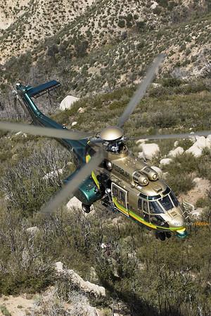 LA County Sheriff / Aerospatiale AS332L1 Super Puma / N952JH